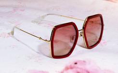 Gucci dévoile un nouveau modèle de lunettes pour le nouvel an chinois