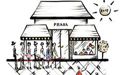 ¿Cómo un sentido de finura puede conducir a Prada a un futuro brillante?