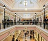 Ventas en Centro Comerciales bajaron 2,2 durante 2012