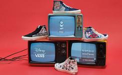 Vault By Vans : une collection pour les 90 ans de Mickey Mouse