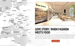 Love Story: When fashion meets food