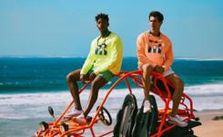 Mango y Mistral crean una colección conjunta inspirada en los 90