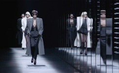 Anthony Vaccarello lights up Paris Fashion Week