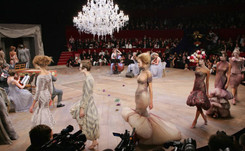 No More Drama; When did the fashion show lose its spectacle?