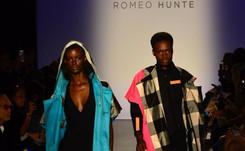 Romeo Hunte looks to his menswear line for womenswear inspiration