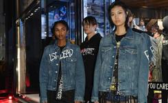"""Diesel crée le buzz à Milan avec Nicki Minaj pour présenter sa collection """"Hate Couture"""""""