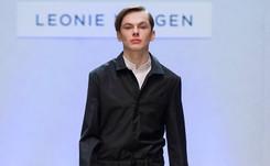 LFW: Leonie Mergen 'Black Gold' AW19