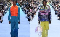 Virgil Abloh pour Louis Vuitton homme: la diversité à l'honneur, Kanye West en pleurs