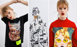 Zara lanza una colección cápsula en colaboración con 3 artistas
