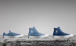 """Converse amplía su colección sostenible """"Renew"""" con nuevos modelos en denim reclinado"""