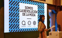 Carry Somers habla en Bilbao sobre el futuro de la industria de la moda