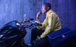 Pharrell Williams dévoile quelques images de sa collaboration avec Chanel