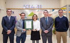 Kiabi España recibe la certificación de gestión ambiental