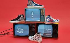 Vans et Disney font appel à 4 artistes pour célébrer le 90e anniversaire de Mickey Mouse