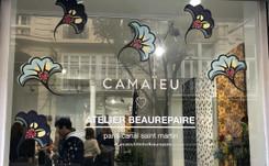Camaieu x Atelier Beaurepaire : une collaboration colorée pour cet été