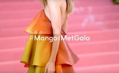 Así se hizo el vestido de Mango de la Gala del MET