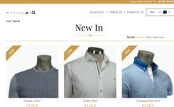 Florentino abre su tienda online a 21 países europeos