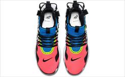 Acronym and NikeLab Air Presto Mid shoe debuts