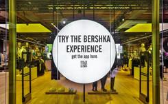 Bershka abre su primera tienda con tecnología avanzada