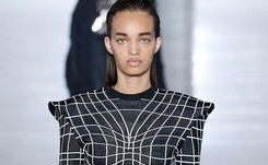 Thierry Mugler accuses Balmain of copying his designs at PFW