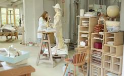 Gucci développe une résidence artistique à Chatsworth