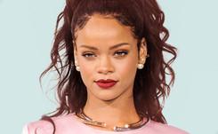 Rihanna collaborating with Manolo Blahnik