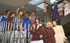 Batsheva adds a retail element to NYFW presentation