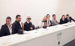 Coup d'envoi de la deuxième edition du prix LVMH pour les jeunes créateurs de mode