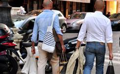 Le shopping n'est plus seulement une histoire de femmes
