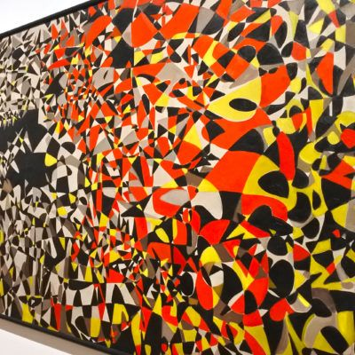 Fahrelnissa Zeid at Tate Modern