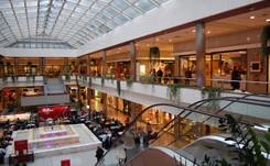 Los centros comerciales han ganado cuota de mercado