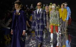 Y el espectáculo continuó en Milán tras la muerte de Lagerfeld