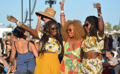 Coachella Festival Street Style: Tendencias más importantes