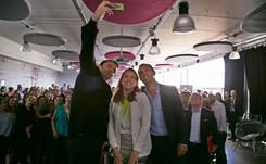 """Showroomprivé lance """"Look Forward"""", un incubateur international pour l'innovation"""